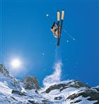 Modern Alp disiplini kayaklar