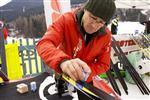 Kayaklı koşu ve biatlon
