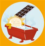 Plastikler sayesinde güneşin enerjisine dokunun
