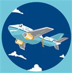 Plastikler sayesinde daha az yakıtla daha uzun süre uçuş