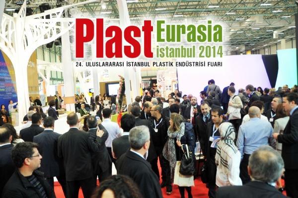 PlastEurasia İstanbul 2014 Fuarı