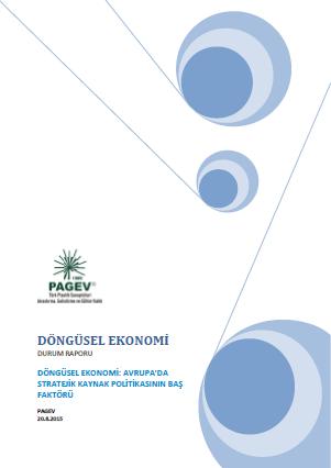 PAGEV Döngüsel Ekonomi Durum Raporu