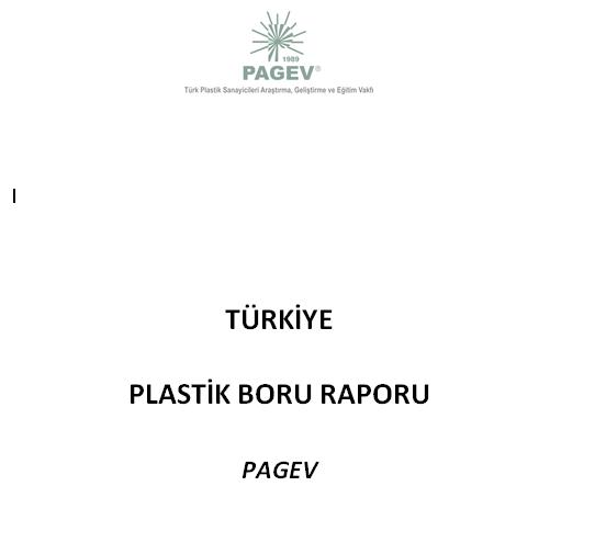 Türkiye Plastik Boru Raporu