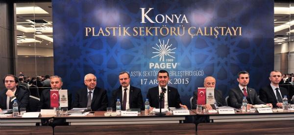 Konya Plastik Sektör Çalıştayı