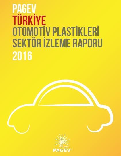 Türkiye Otomotiv Plastikleri Sektör İzleme Raporu 2015