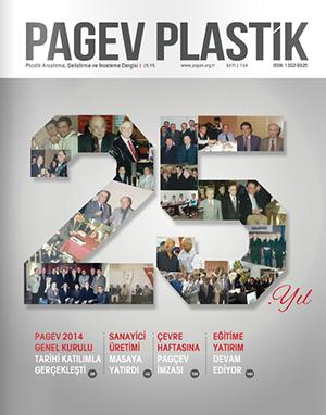 PAGEV Dergisi 134. Sayı