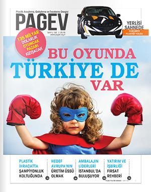 PAGEV Dergisi 135. Sayı