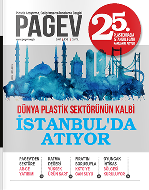 PAGEV Dergisi 136. Sayı