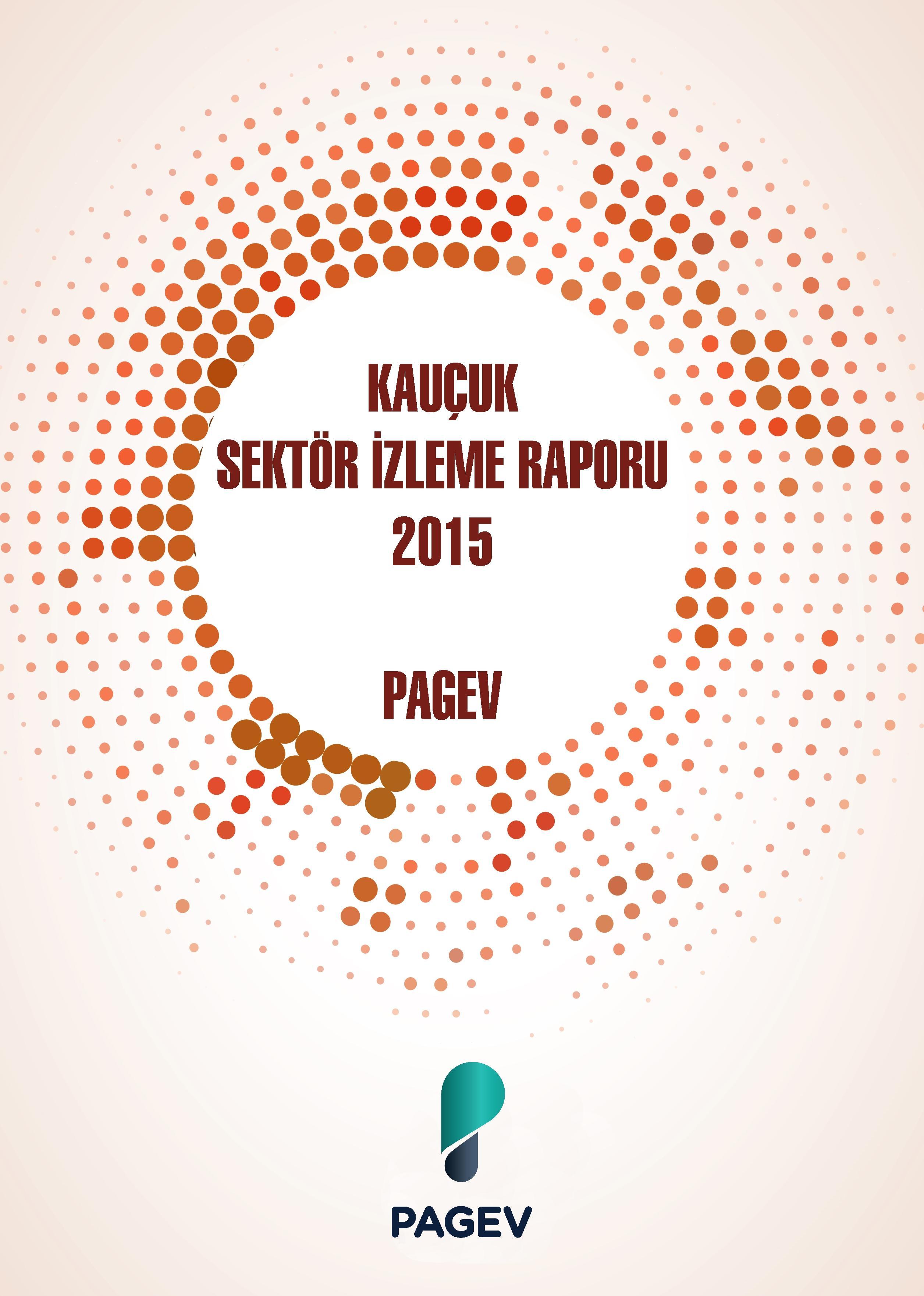 Türkiye Kauçuk Sektör İzleme Raporu 2015