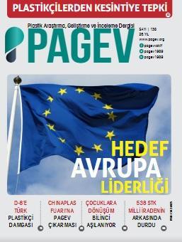 PAGEV Dergisi 138. Sayı