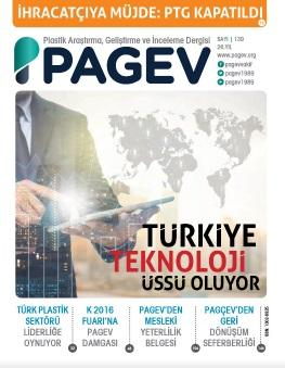 PAGEV Dergisi 139. Sayı