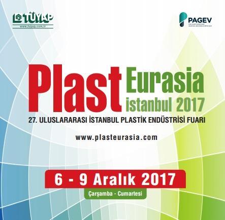 Plast Eurasia Fuarı 2017 İstanbul