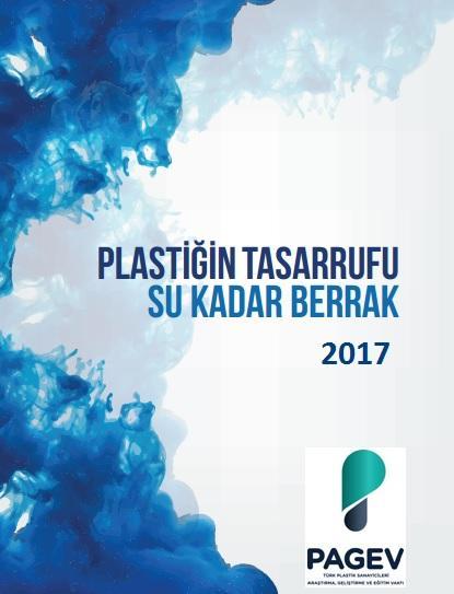 Plastiğin Tasarrufu Su kadar Berrak 2017
