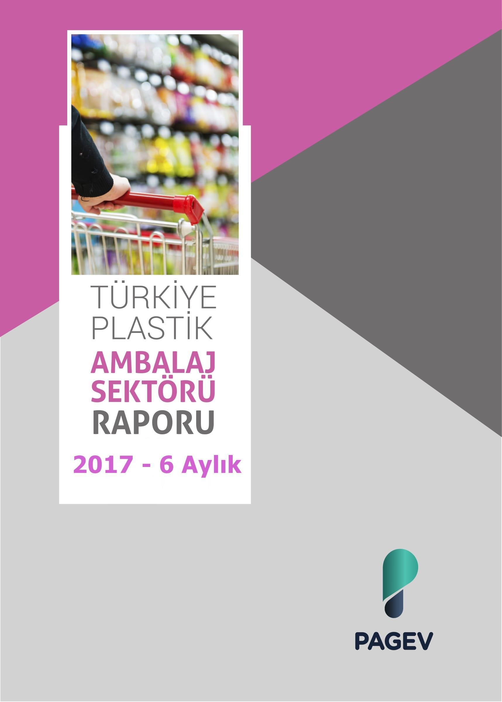 Türkiye Plastik Ambalaj Malzemeleri Sektör Raporu 2017/6 Aylık