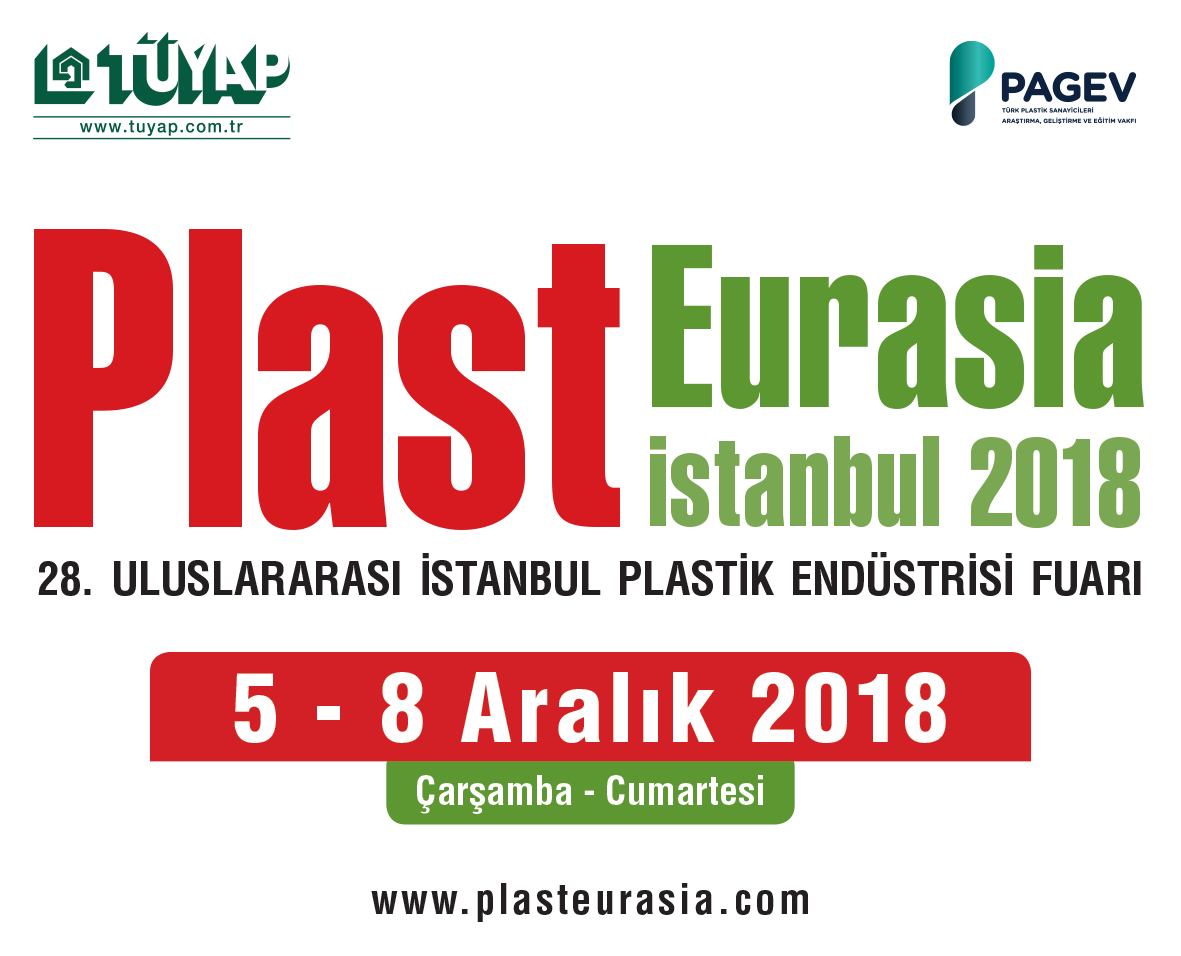 PlastEuasia Fuarı 2018 İstanbul
