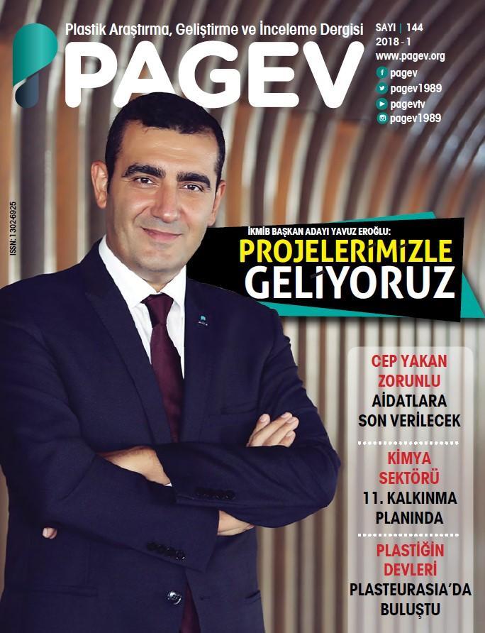 PAGEV Dergisi 144. Sayı