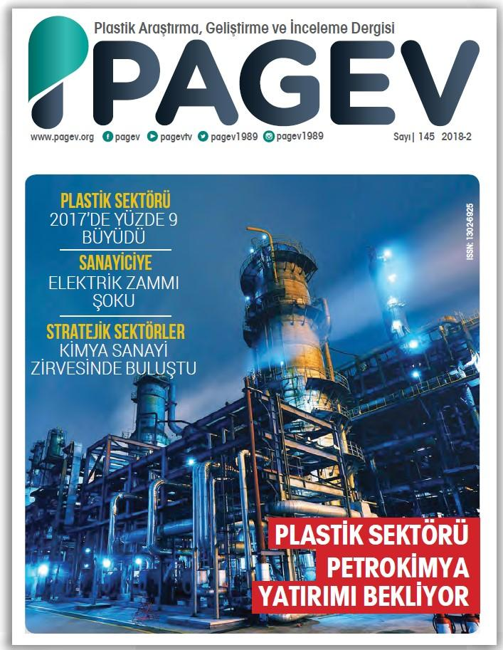 PAGEV Dergisi 145. Sayı