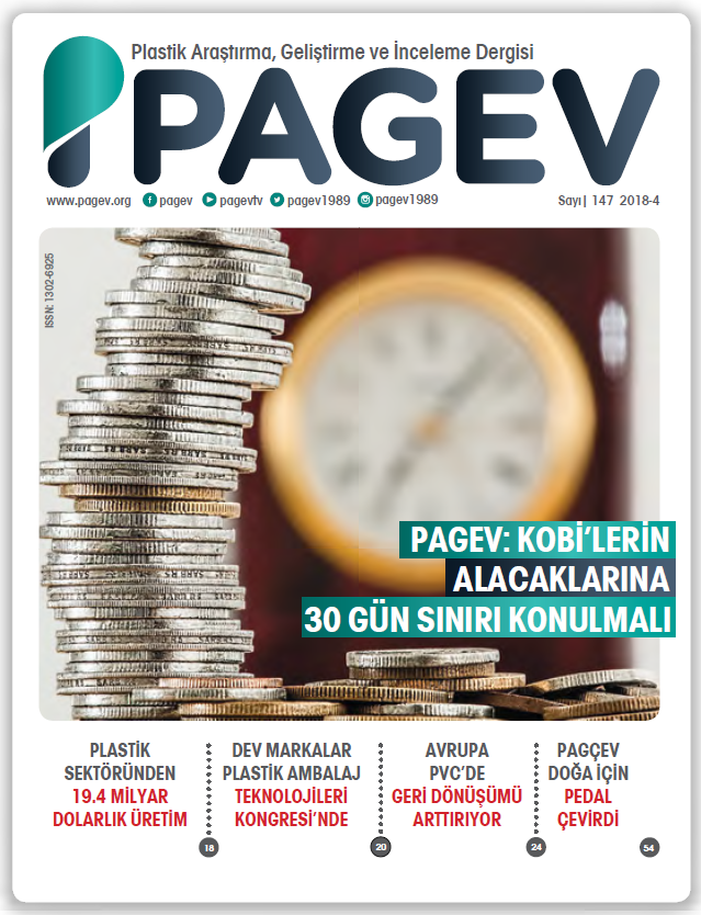 PAGEV Dergisi 147. Sayı
