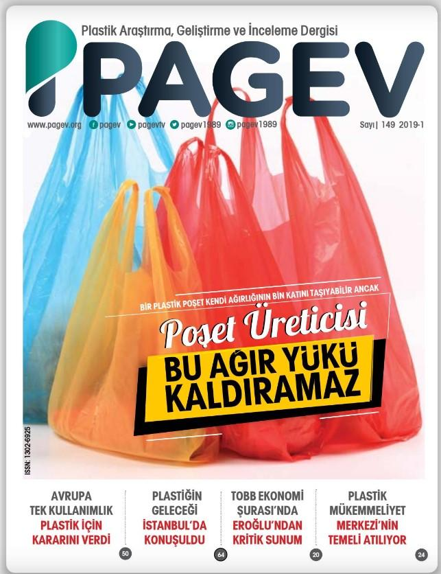 PAGEV Dergisi 149. Sayı
