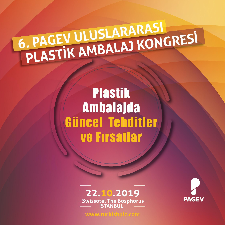 6. PAGEV Uluslararası Plastik Ambalaj Kongresi