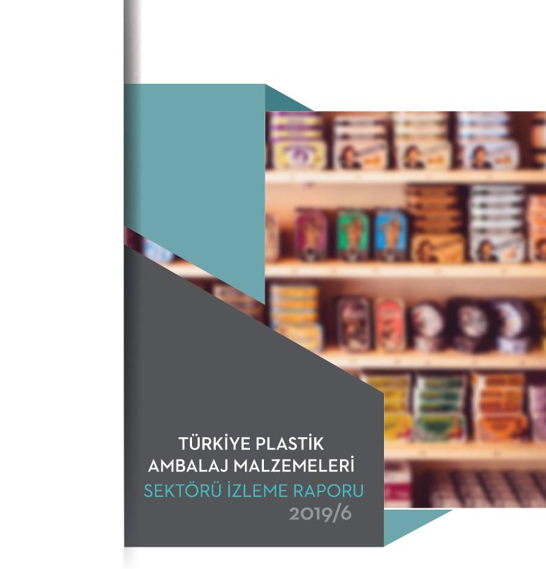 Türkiye Plastik Ambalaj Malzemleri Sektörü İzleme Raporu – 2019/6