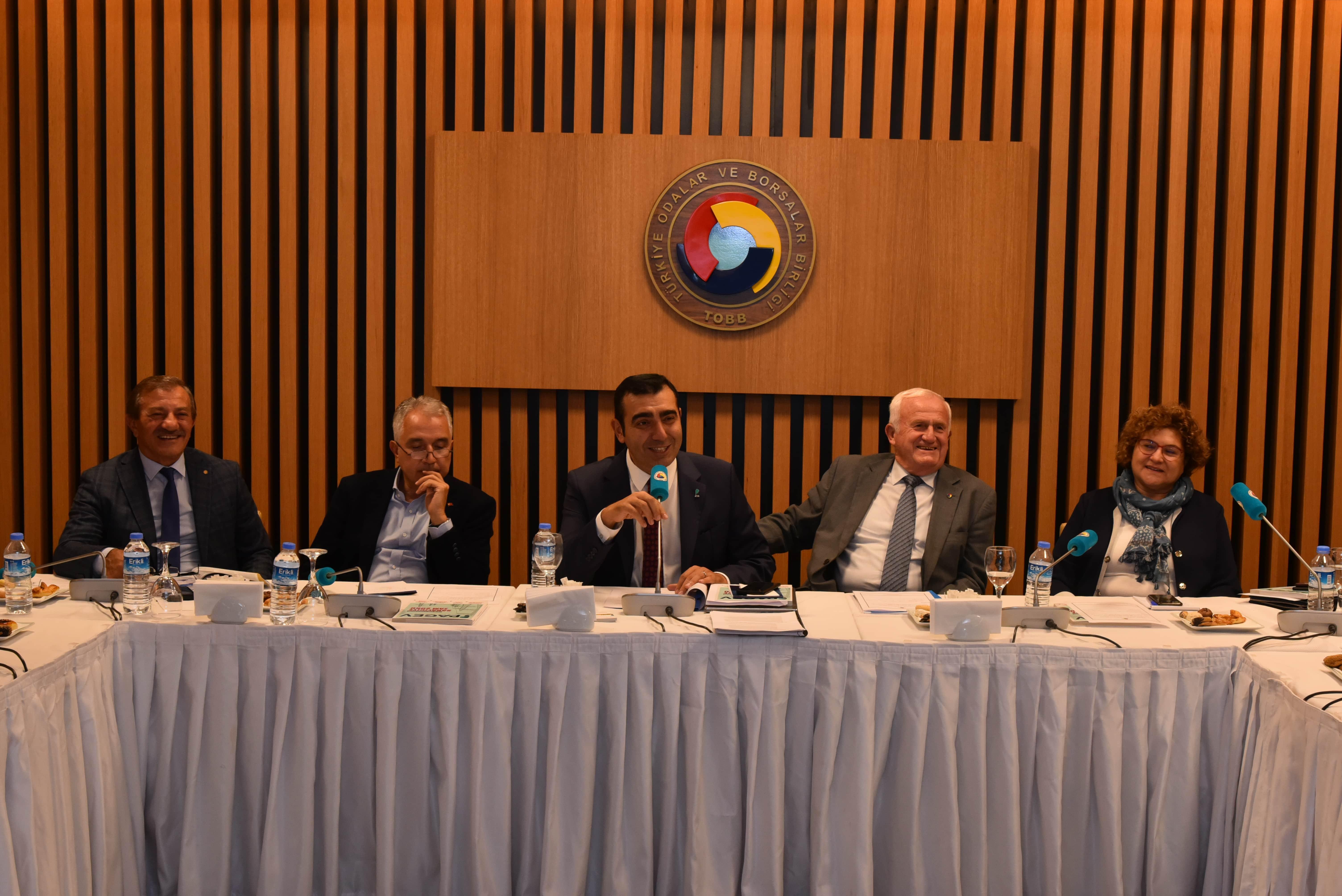 Türkiye Plastik, Kauçuk Kompozit Sanayi Meclisi Toplantısı Gerçekleştirildi