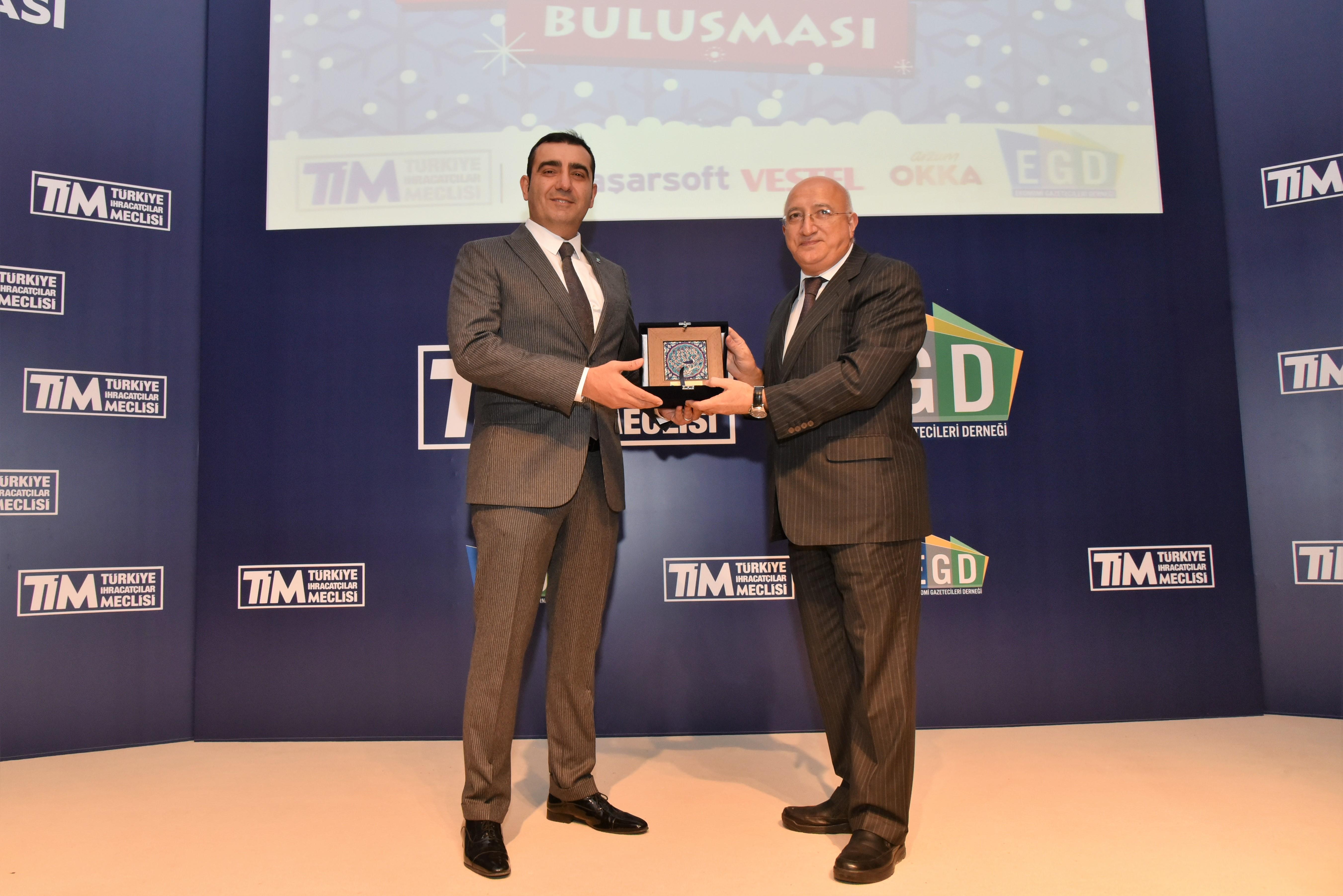 PAGEV Kampanyasına Ekonomi Gazetecileri Derneğinden Ödül