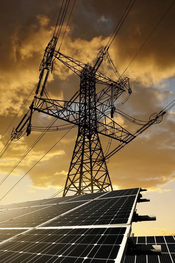 Sanayiyi Elektrik Çarptı