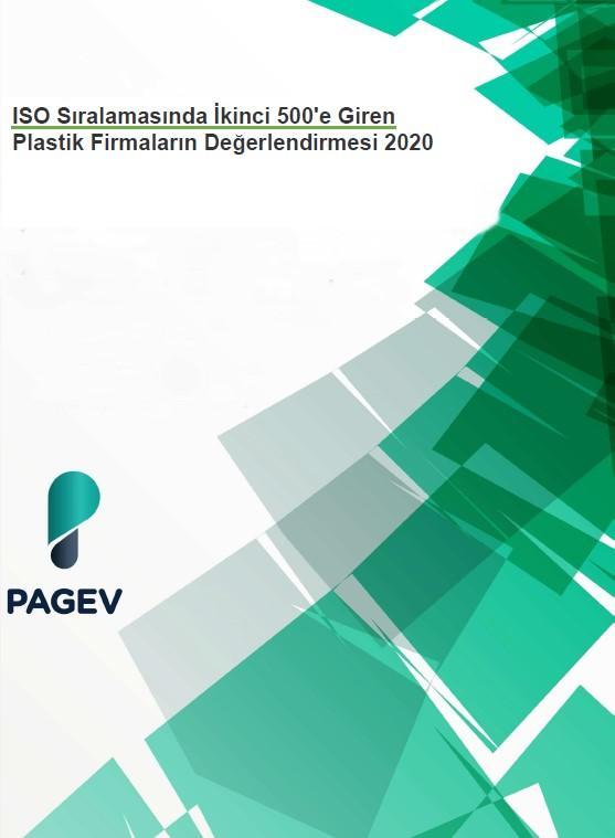 Plastik Sektöründe ISO II 500 Firma Değerlendirmesi - 2020